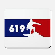 619 Surf Mousepad