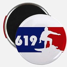619 Surf Magnet