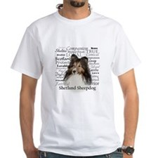 Sheltie Traits T-Shirt