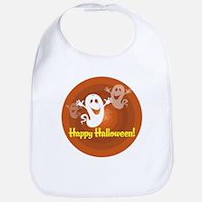 Happy Halloween! Bib