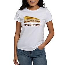 Awesome Optometrist Tee