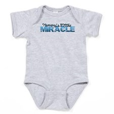 Mommys Little Miracle Baby Bodysuit