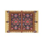 Russian Tile Rectangle Magnets (10 pack)