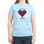 Heart - Chisholm Women's Light T-Shirt