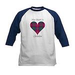 Heart - Chisholm Kids Baseball Jersey