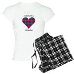 Heart - Chisholm Women's Light Pajamas