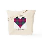 Heart - Chisholm Tote Bag