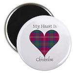 Heart - Chisholm Magnet