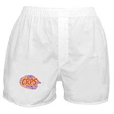 UNITE AGAINST CRPS Boxer Shorts