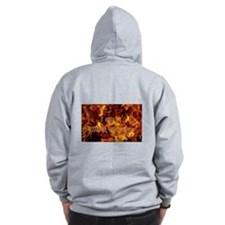I am a CRPS Warrior, on the back of Zipped Hoody