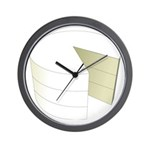 The Cake Icon Wall Clock