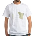 The Cake Icon White T-Shirt
