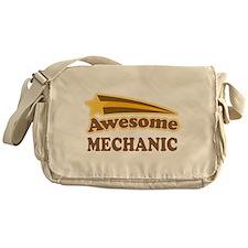 Awesome Mechanic Messenger Bag