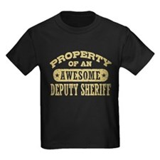 Property of an Awesome Deputy Sheriff T