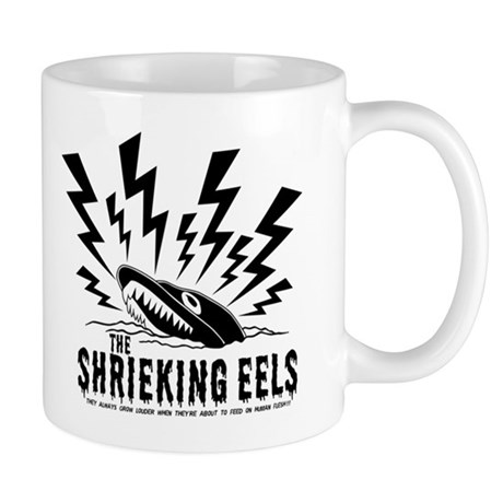 Princess Bride Shrieking Eels Mug