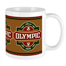 Olympic Old Label Mug