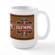Olympic Old Label Mug