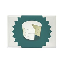Simply Cake Rectangle Magnet (10 pack)