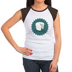 Simply Cake Women's Cap Sleeve T-Shirt