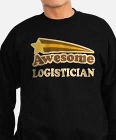 Awesome Logistician Sweatshirt
