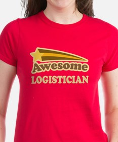 Awesome Logistician Tee