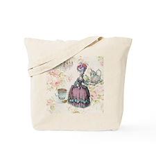 cute marie antoinette Tote Bag