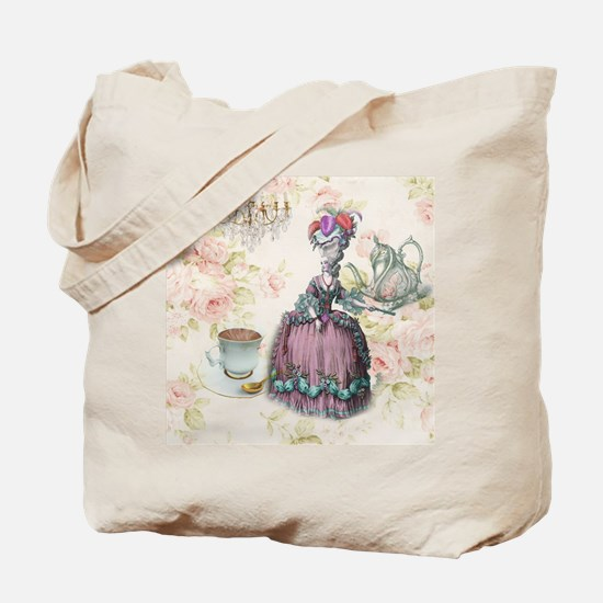 cute marie antoinette Tote Bag