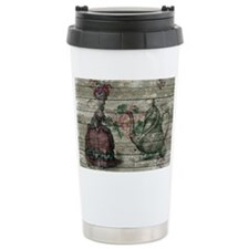 cute marie antoinette Travel Mug