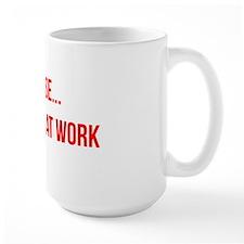 Quiet Please Introvert at Work Mug