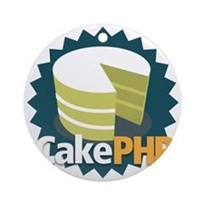 CakePHP Ornament (Round)
