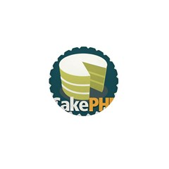 CakePHP Mini Button (100 pack)