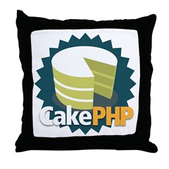 CakePHP Throw Pillow