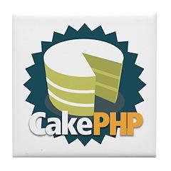 CakePHP Tile Coaster