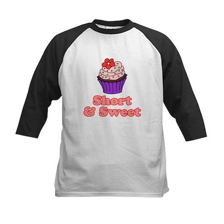 Short And Sweet Child Baseball Jersey
