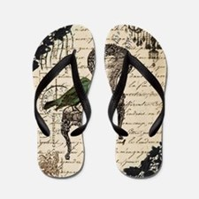 lace chandelier paris fashion Flip Flops