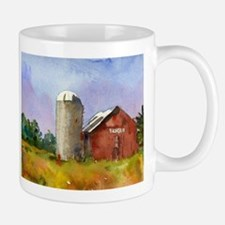 The Farm at Woodstock 1 Mugs