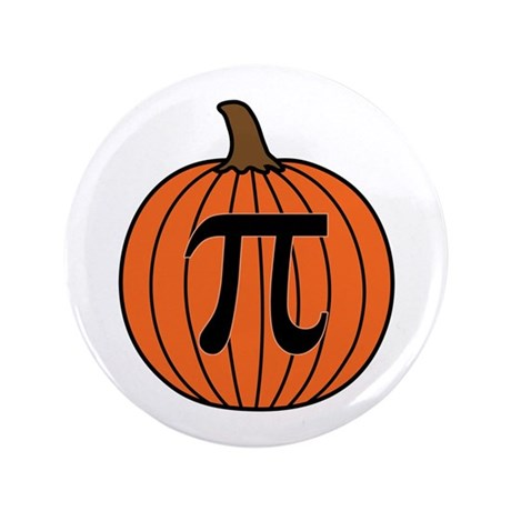 "Pumpkin Pi 3.5"" Button"