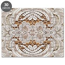 vintage lace fashion Puzzle