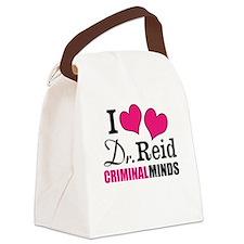 Dr. Reid Canvas Lunch Bag