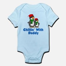 Chillin With Daddy Body Suit