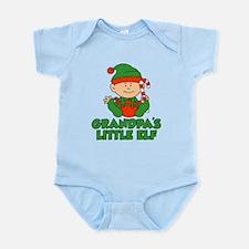 Grandpas Little Elf Body Suit