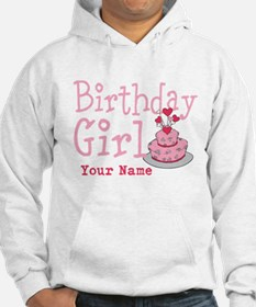 Birthday Girl - Customized Hoodie