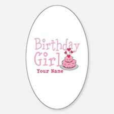 Birthday Girl - Customized Decal