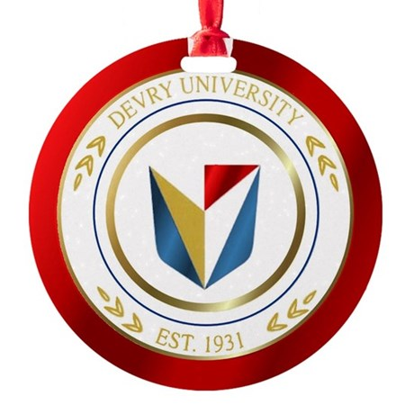 dv Ornament