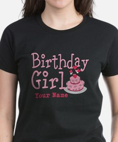 Birthday Girl - Customized T-Shirt