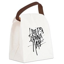 Haters Gonna Hate Canvas Lunch Bag