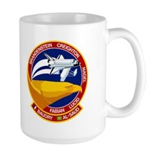 STS-51G Discovery Mug