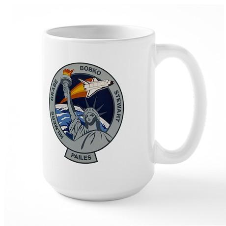 STS-51J Atlantis Large Mug
