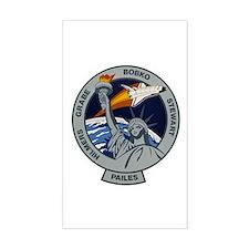 STS-51J Atlantis Decal