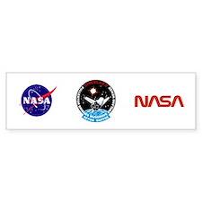 STS-51F Challenger Bumper Sticker